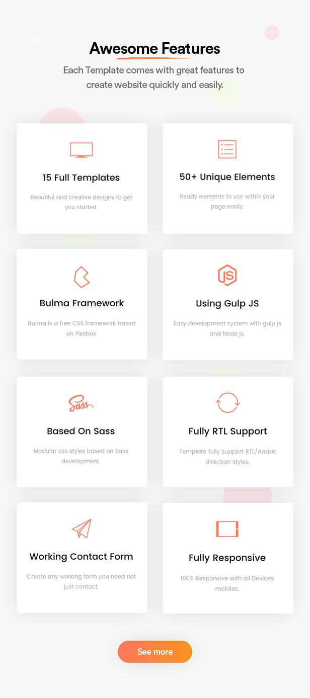Joo - Niche Multi-Purpose HTML Template - 4